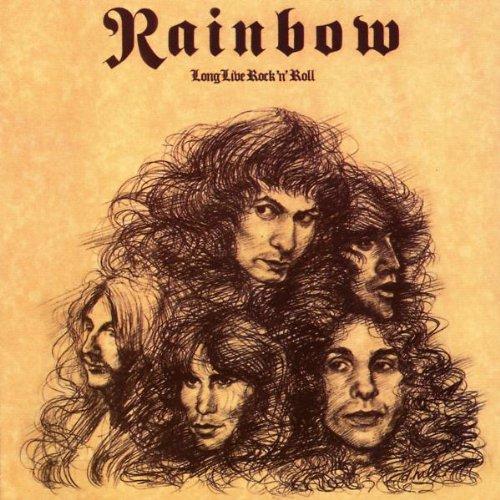 RAINBOW - Long Live Rock 'n' Roll cover
