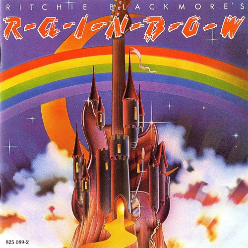 RAINBOW - Ritchie Blackmore's Rainbow cover