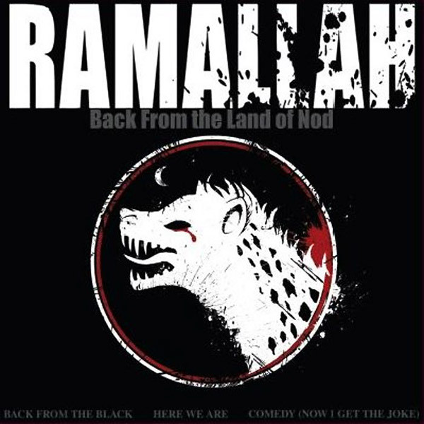 RAMALLAH - Back From The Land Of Nod cover