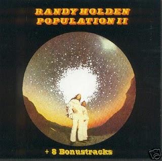 RANDY HOLDEN - Population II cover