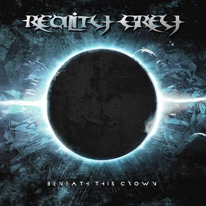 REALITY GREY - Beneath This Crown cover