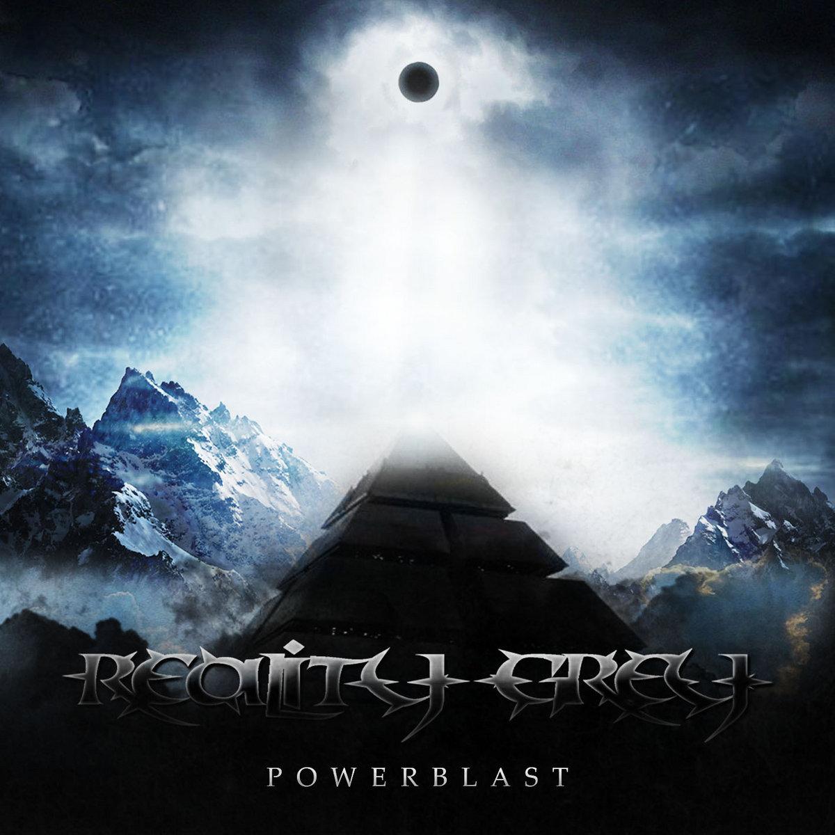 REALITY GREY - Powerblast cover