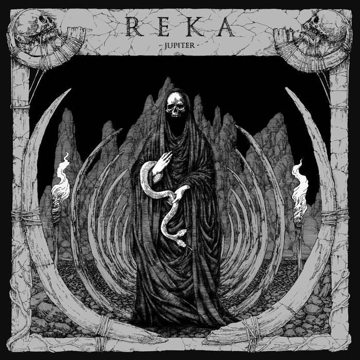 REKA - Jupiter cover