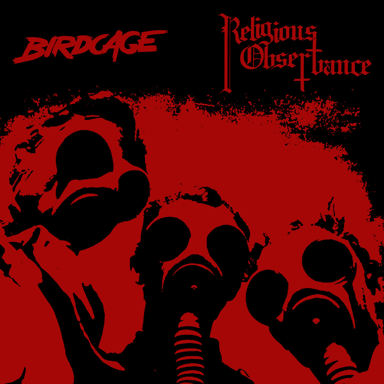 RELIGIOUS OBSERVANCE - Birdcage / Religious Observance cover