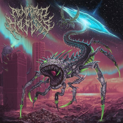 RENDERED HELPLESS - Entities of Transdimensional Emergence cover