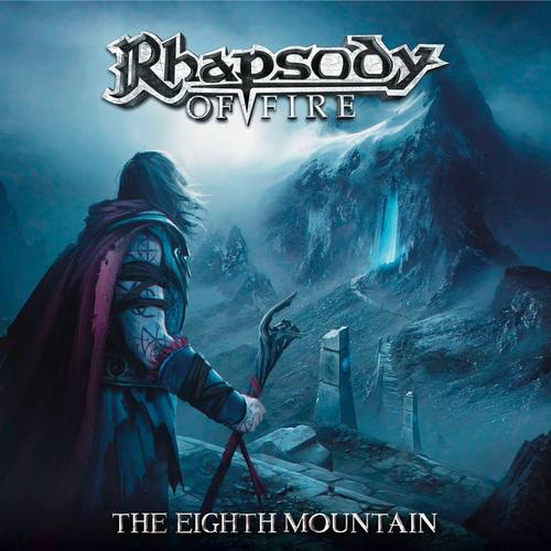 RHAPSODY OF FIRE - The Eighth Mountain cover