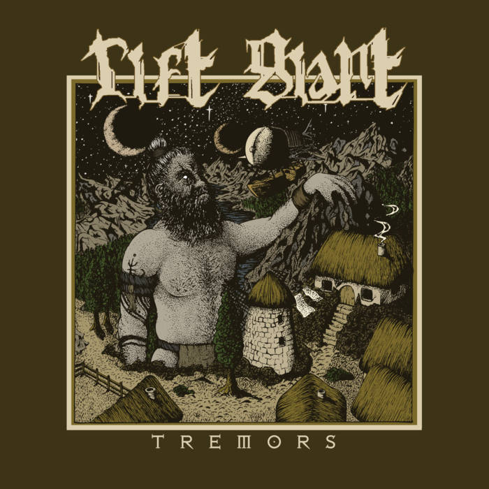 RIFT GIANT - Tremors cover