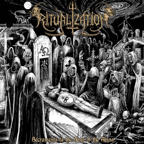 RITUALIZATION - Sacraments to the Sons of the Abyss cover
