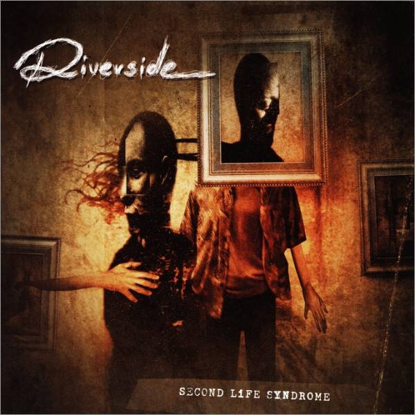 RIVERSIDE - Second Life Syndrome cover