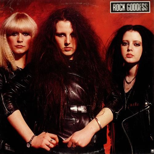 ROCK GODDESS - Rock Goddess cover