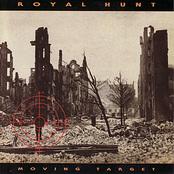 ROYAL HUNT - Moving Target cover