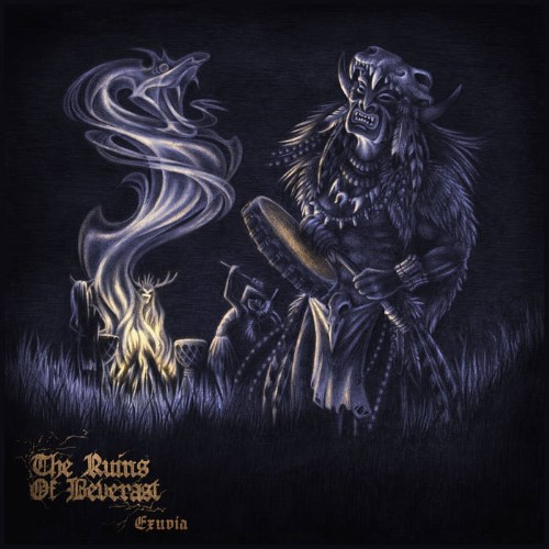 THE RUINS OF BEVERAST - Exuvia cover