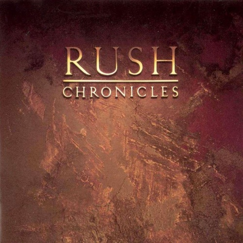 RUSH - Chronicles cover