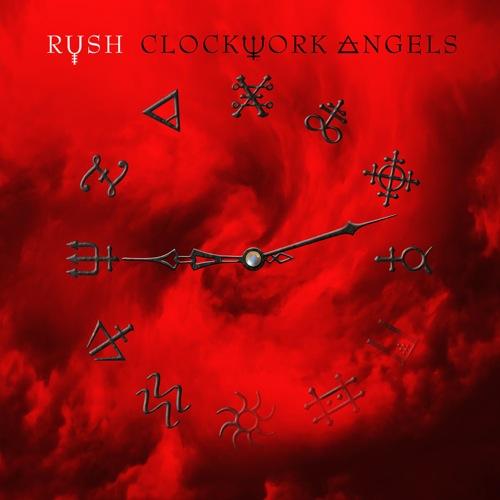 RUSH - Clockwork Angels cover