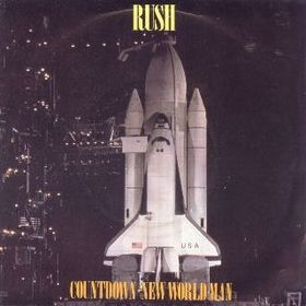 RUSH - Countdown / New World Man 7