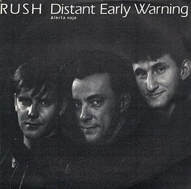 RUSH - Distant Early Warning / Between The Wheels cover