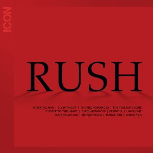 RUSH - Icon cover