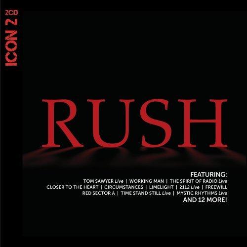 RUSH - Icon 2 cover