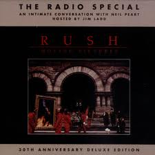 RUSH - Moving Pictures - The Radio Special cover