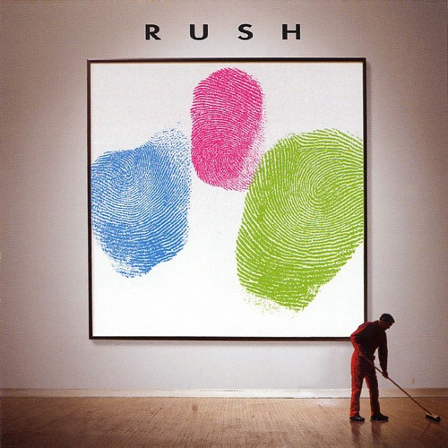 RUSH - Retrospective II: 1981-1987 cover