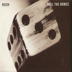 RUSH - Roll The Bones / Show Don't Tell cover