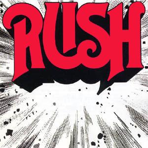 RUSH - Rush cover