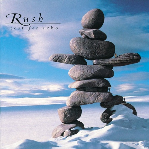 RUSH - Test for Echo cover