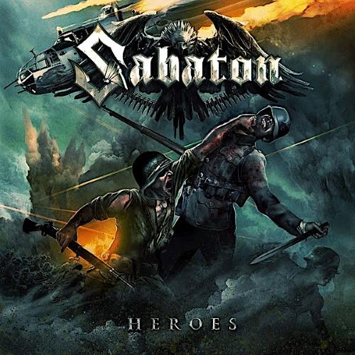 SABATON - Heroes cover