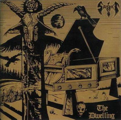 SABBAT - The Dwelling cover