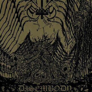 SABBAT - Disembody cover