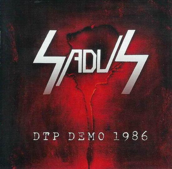 SADUS - DTP Demo 1986 cover