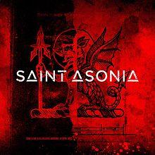 SAINT ASONIA - Saint Asonia cover