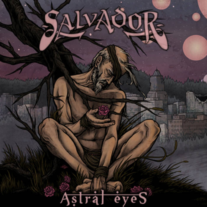 SALVADOR - Astral Eyes cover