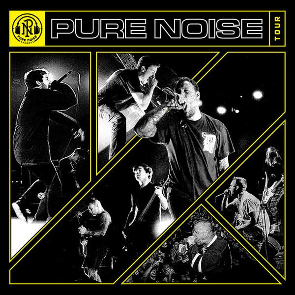 SANCTION - Pure Noise Tour 2019 cover