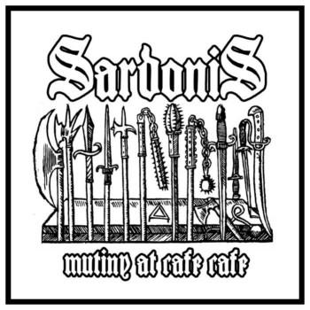 SARDONIS - Mutiny At Café Café cover