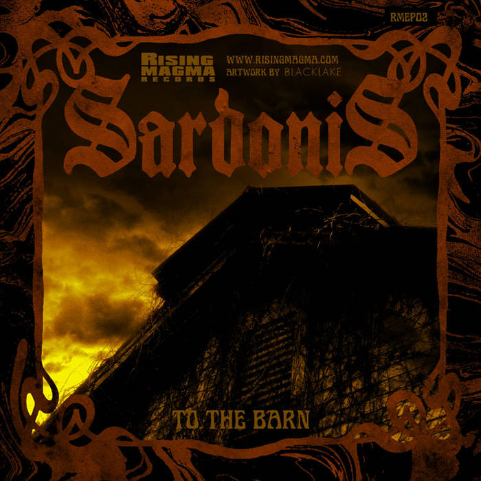 SARDONIS - To The Barn! / Horde cover
