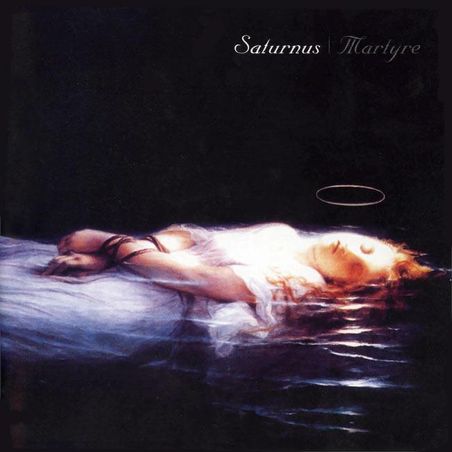 SATURNUS - Martyre cover