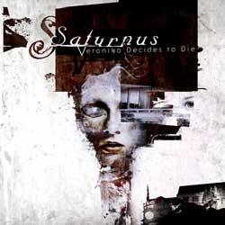 SATURNUS - Veronika Decides to Die cover