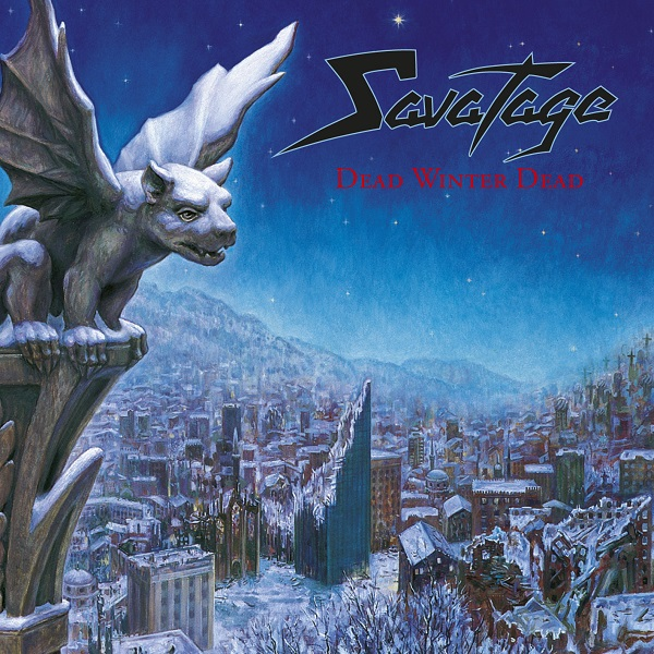 SAVATAGE - Dead Winter Dead cover