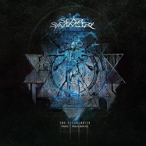 SCAR SYMMETRY - The Singularity (Phase I: Neohumanity) cover