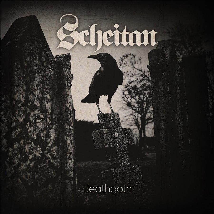 SCHEITAN - Deathgoth cover