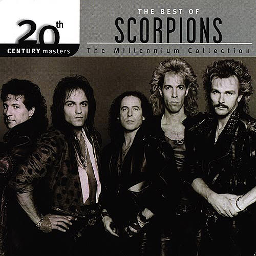 SCORPIONS - The Best Of Scorpions cover
