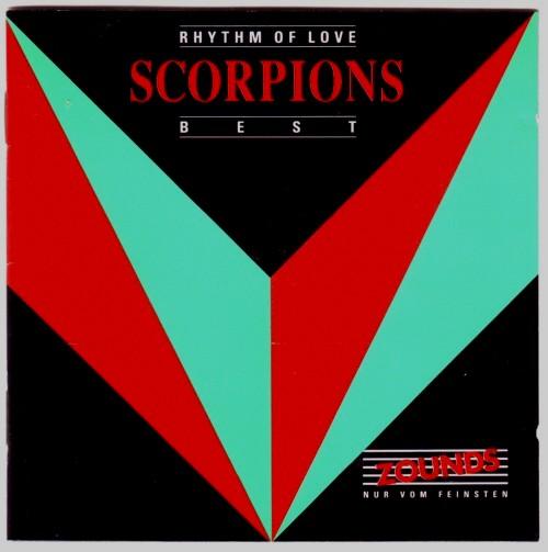 SCORPIONS - Best (1991) cover