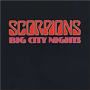 SCORPIONS - Big City Nights cover