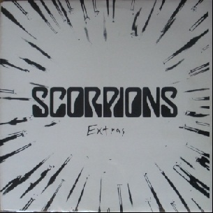 SCORPIONS - Extras cover