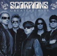 SCORPIONS - Greatest Hits cover