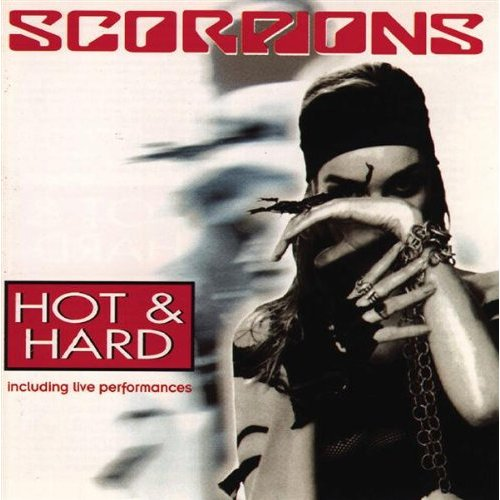 SCORPIONS - Hot & Hard cover