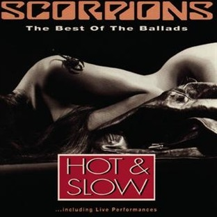 SCORPIONS - Hot & Slow: The Best Of The Ballads cover
