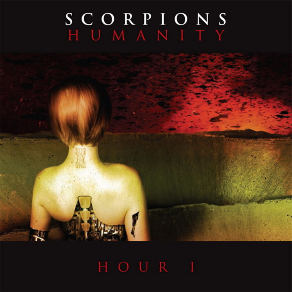 SCORPIONS - Humanity: Hour I cover