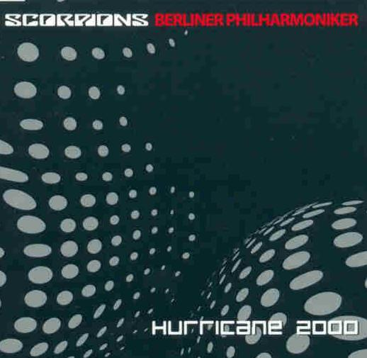 SCORPIONS - Hurricane 2000 cover